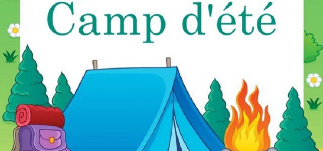 Le centre de loisirs du FJEP organise cet été, un camp de 3j réservé aux enfants de 7 à 10 ans à Aurec sur Loire. Plus d'infos ici